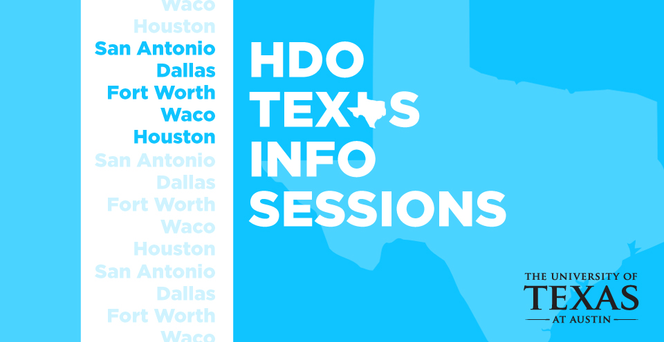 HDO Information Sessions: Texas