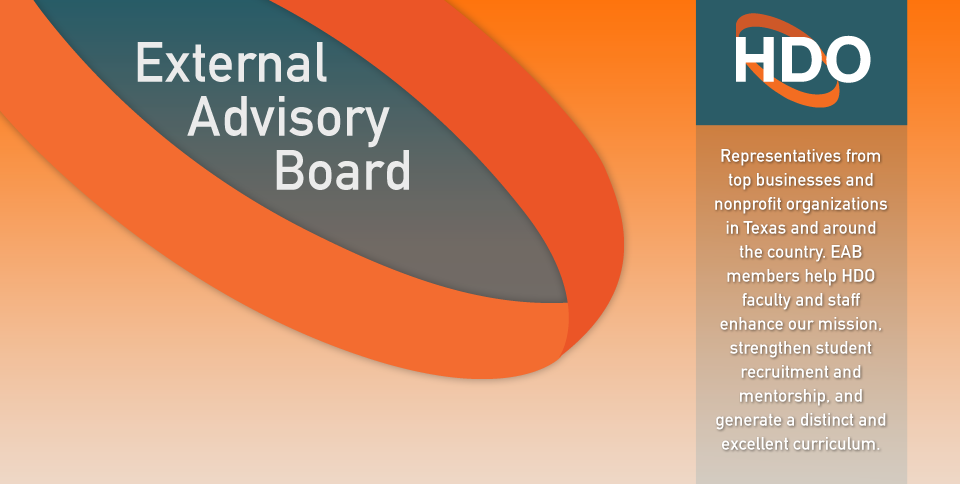 HDO's External Advisory Board
