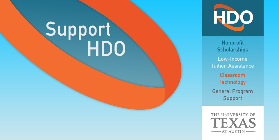 Support HDO: Donations & Gifts