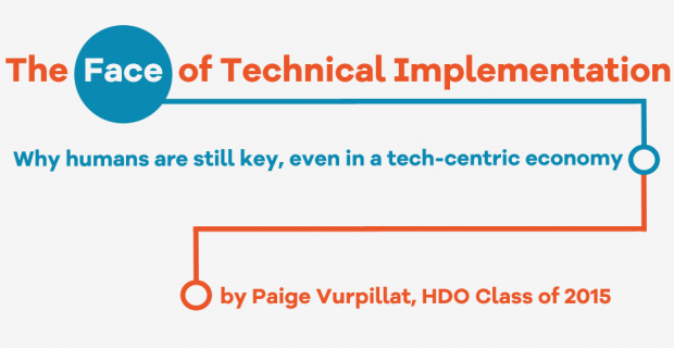 The Face of Technical Implementation