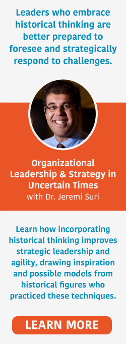 Organizational Leadership & Strategy in Uncertain Times: One-Day Seminar at UT Austin