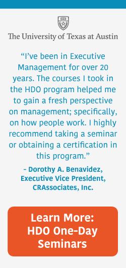 One-Day Professional Seminars at UT Austin
